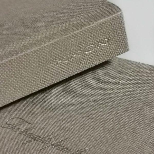 Darbo knyga tekstiliniu viršeliu ROJAUS KRIAUKLĖ A5 formatas