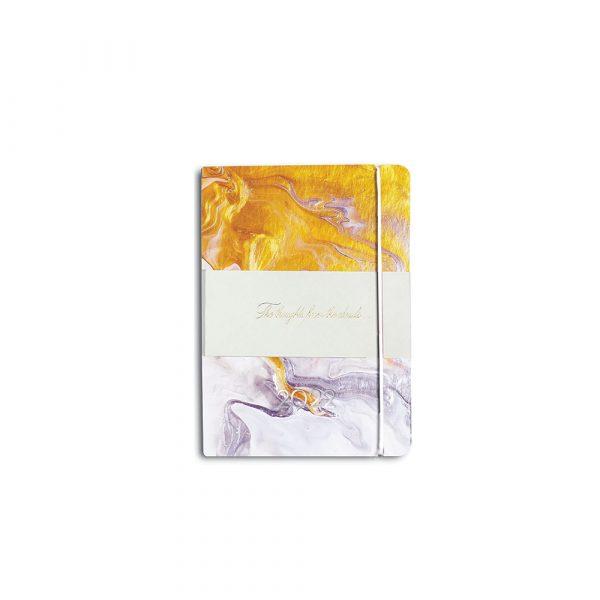 Darbo knyga minkštu odiniu viršeliu PIETŲ VANDENYNAS (A6)