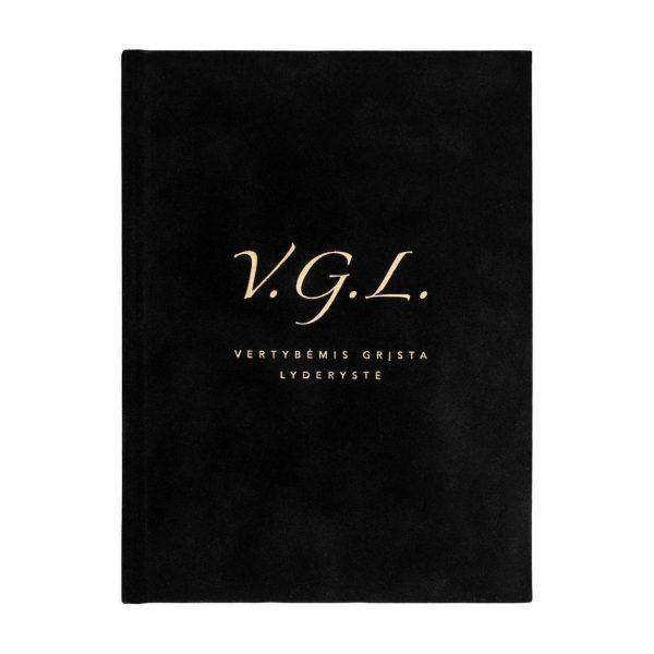 Darbo knyga V.G.L. VERTYBĖMIS GRĮSTA LYDERYSTĖ